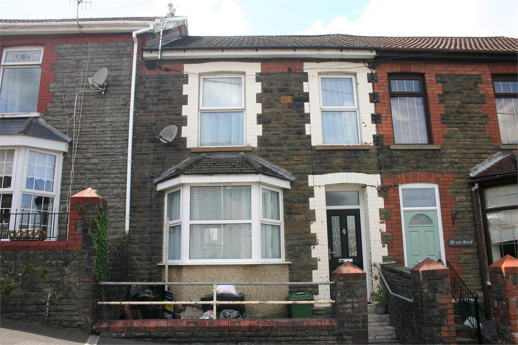 4 Bedrooms Terraced House for sale in 11 Quarry Road, Maesycoed, Pontypridd, CF37 1JD