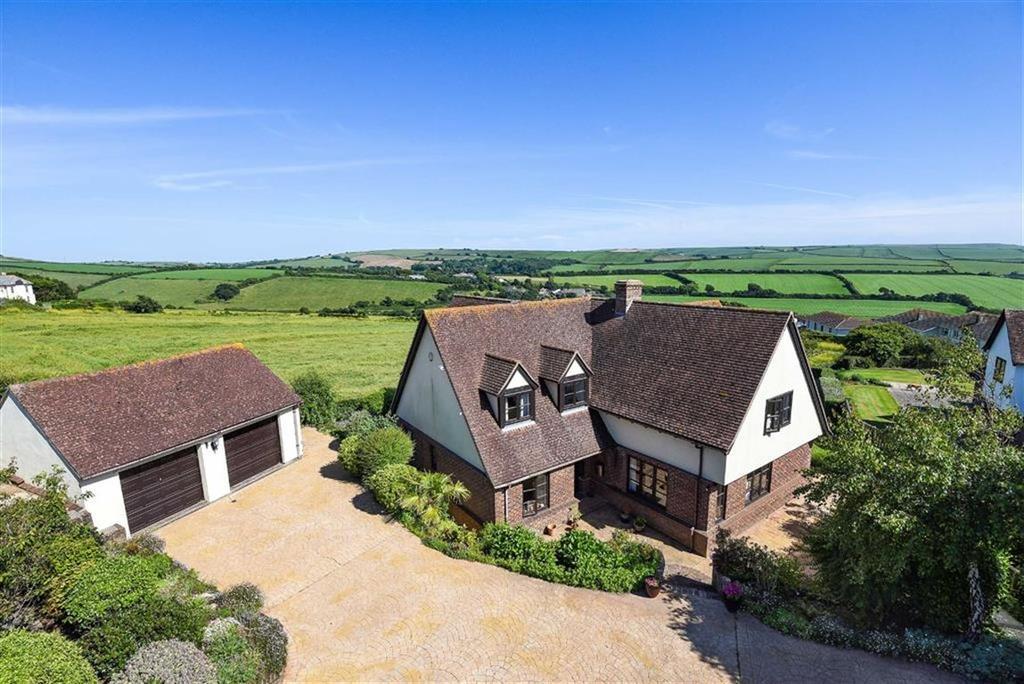 5 Bedrooms Detached House for sale in Court Park, Thurlestone, Kingsbridge, Devon, TQ7