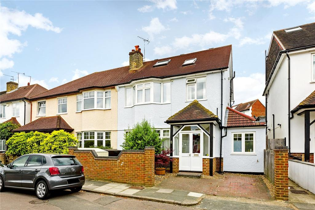5 Bedrooms Semi Detached House for sale in Wayside, London, SW14