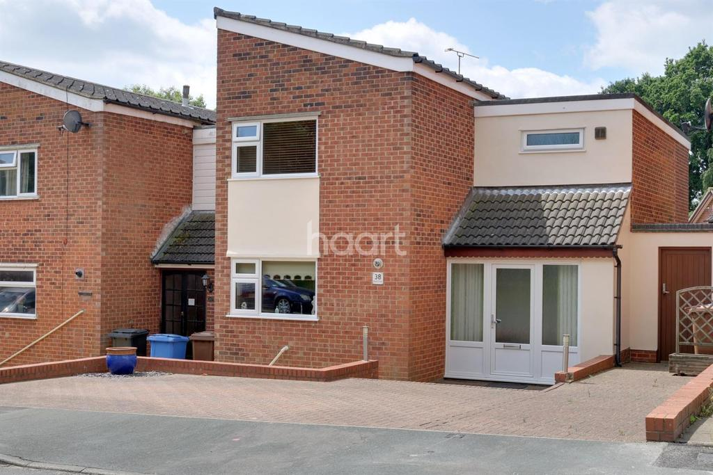 3 Bedrooms Semi Detached House for sale in Byland Close, Ipswich
