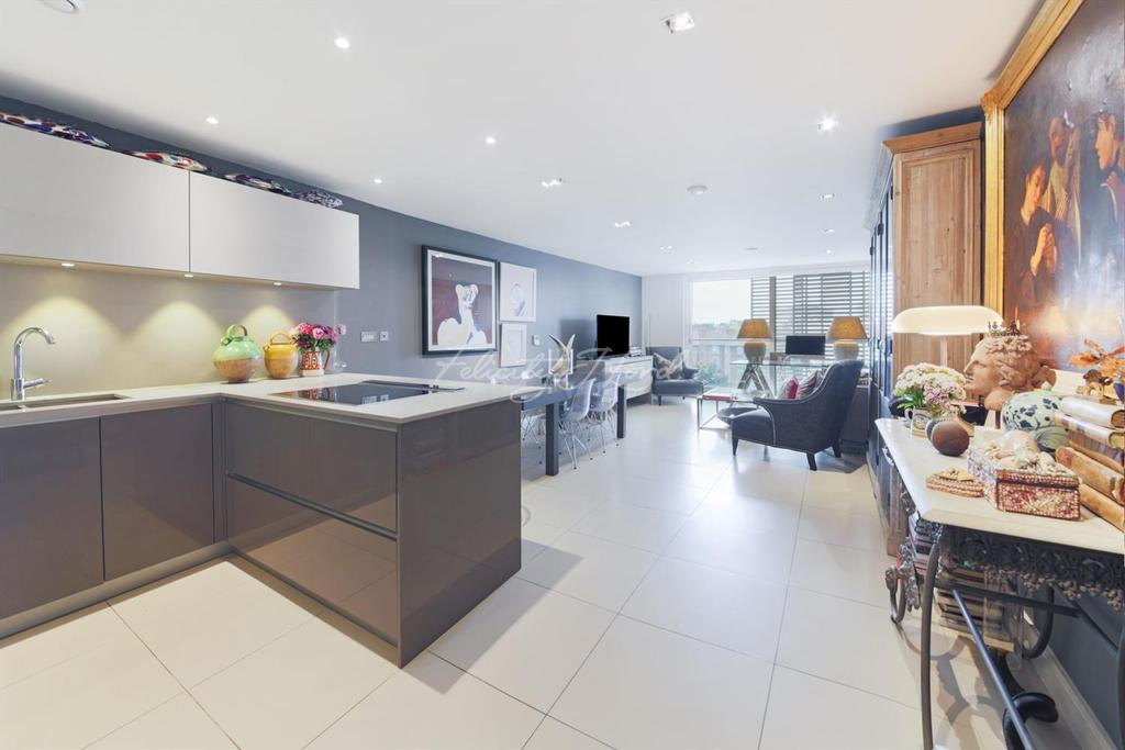 2 Bedrooms Flat for sale in The Spectrum Buildings, N1