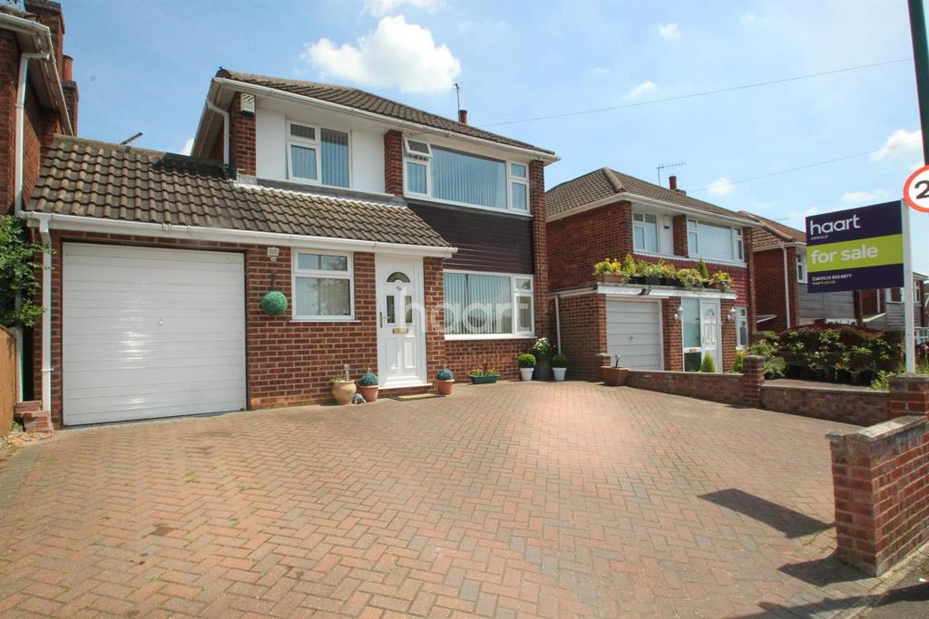 3 Bedrooms Detached House for sale in Haverhill Crescent, Rise Park, Nottingham