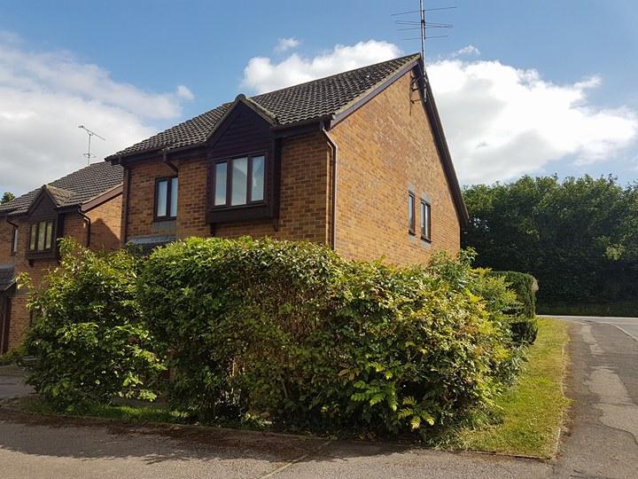 4 Bedrooms Detached House for sale in Nursery Close, Stevenage, SG2