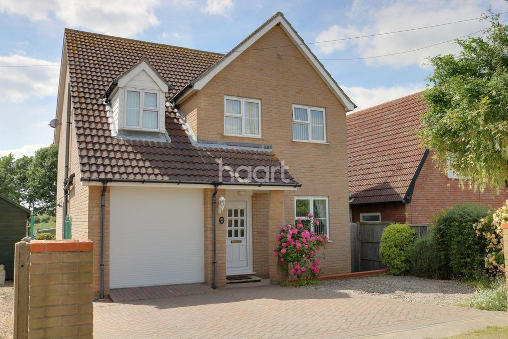 3 Bedrooms Detached House for sale in Kessingland, Lowestoft