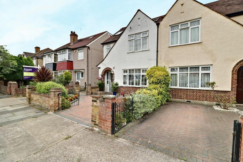 5 Bedrooms Semi Detached House for sale in Windsor Avenue, Hillingdon