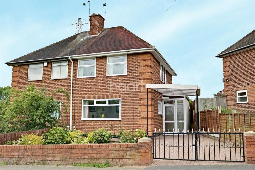 3 Bedrooms Semi Detached House for sale in Bottetourt Road