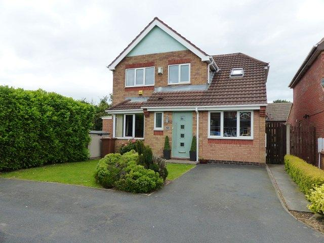 3 Bedrooms Detached House for sale in Honesty Close,Clayhanger,Walsall