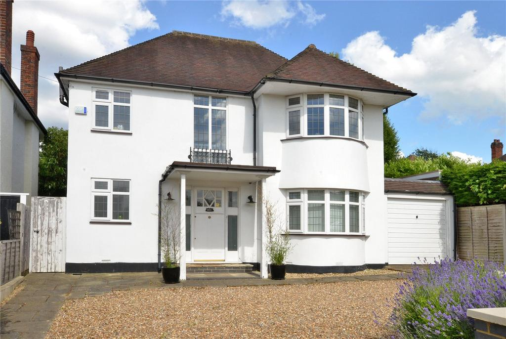 5 Bedrooms Detached House for sale in Harefield Avenue, Cheam, Sutton, SM2