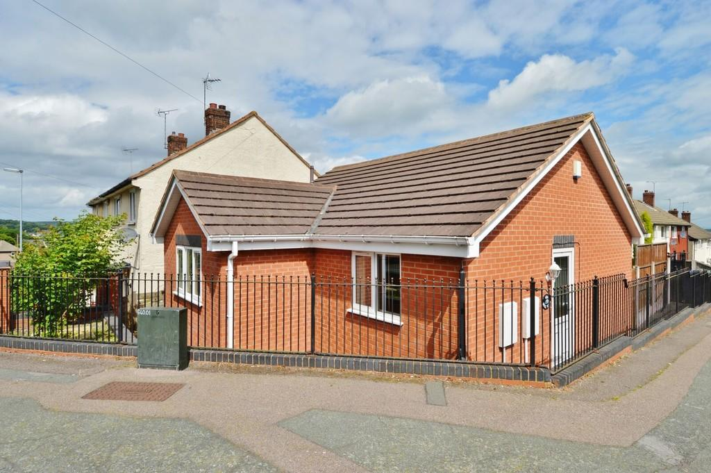 2 Bedrooms Detached Bungalow for sale in Millview, Hislop Road, Rugeley