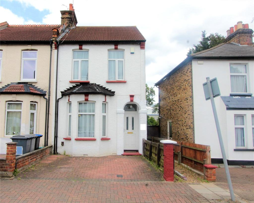 3 Bedrooms End Of Terrace House for sale in Peel Road, Wembley, HA9