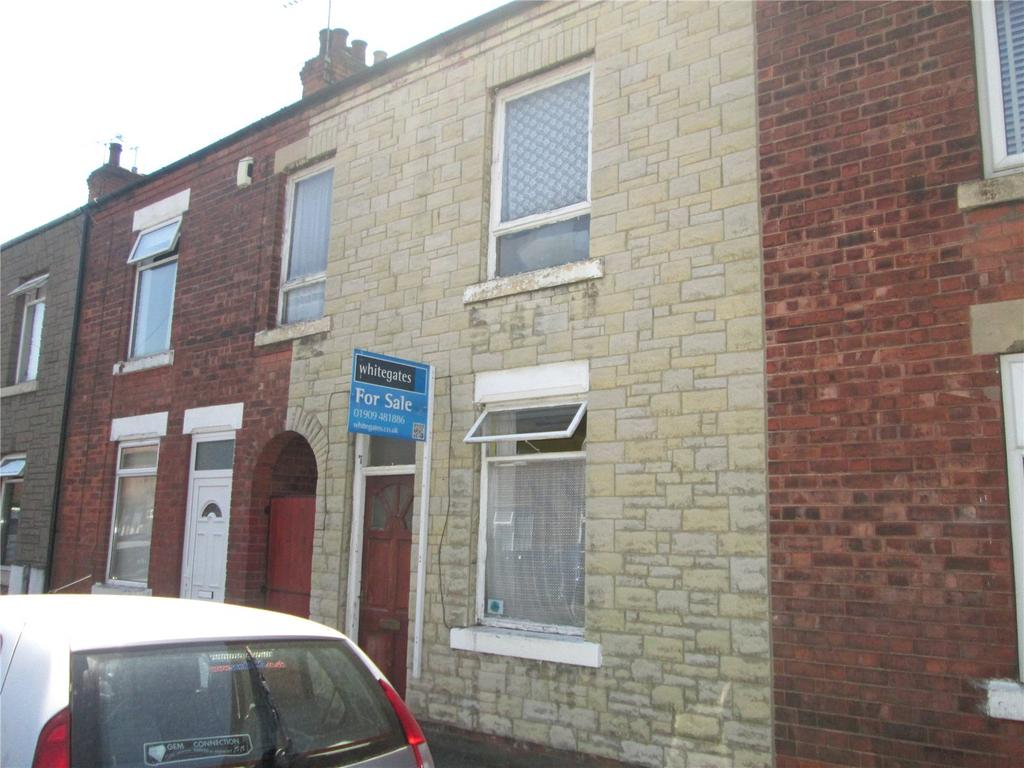 3 Bedrooms Terraced House for sale in Garside Street, Worksop, Nottinghamshire, S80