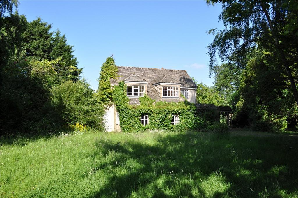 3 Bedrooms Detached House for sale in Parkside Cottage, Braydon Swindon, Wiltshire, SN5