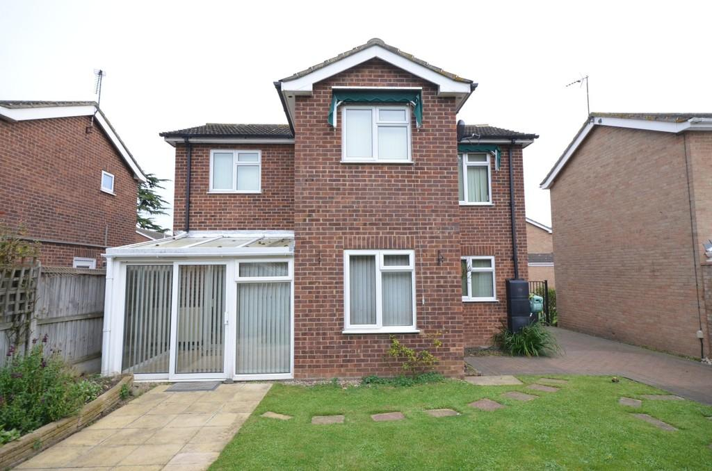 4 Bedrooms Detached House for sale in Constantine Road, Witham, CM8 1HL