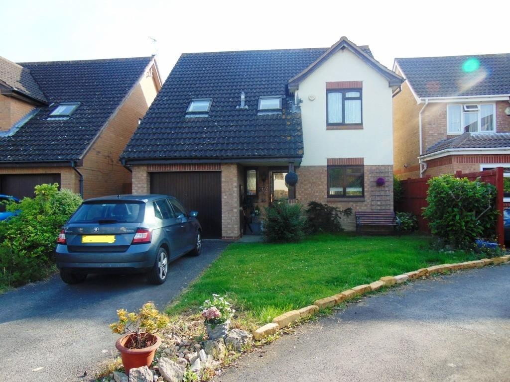4 Bedrooms Detached House for sale in St. Lukes Close, Evesham