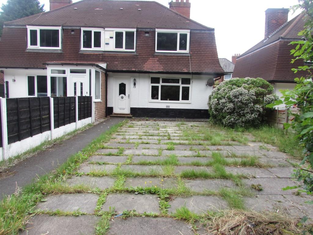 3 Bedrooms Semi Detached House for sale in Brownley Road, Manchester