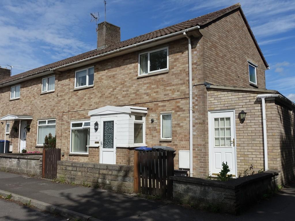 3 Bedrooms End Of Terrace House for sale in Almond Grove,Trowbridge