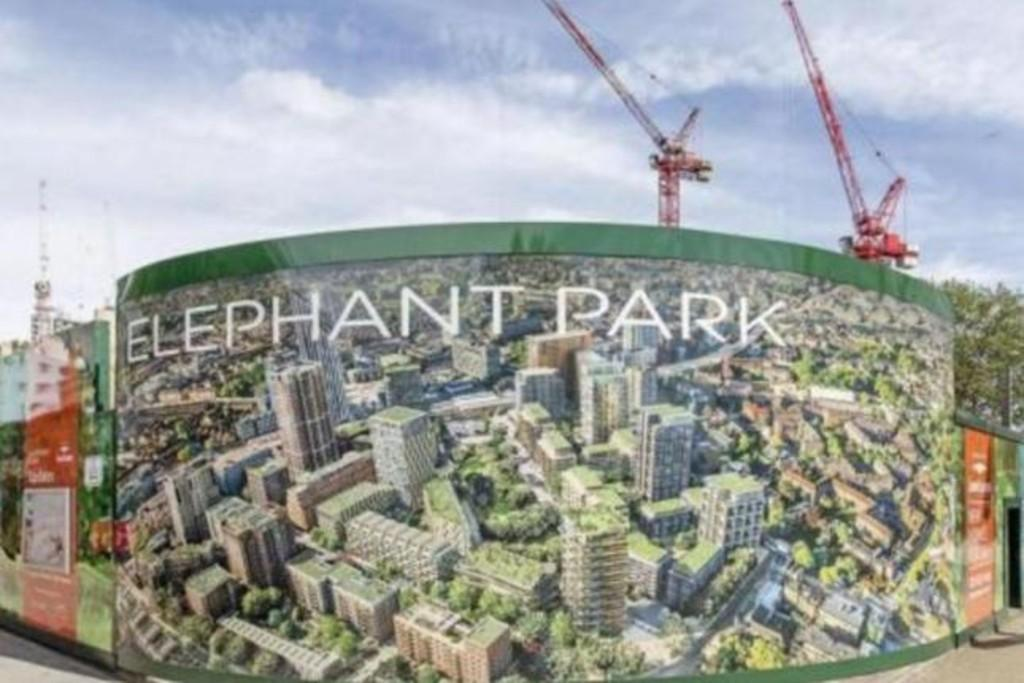 2 Bedrooms Apartment Flat for sale in Highwood Garden, North Block, West Grove, Elephant Park, SE17 1UP
