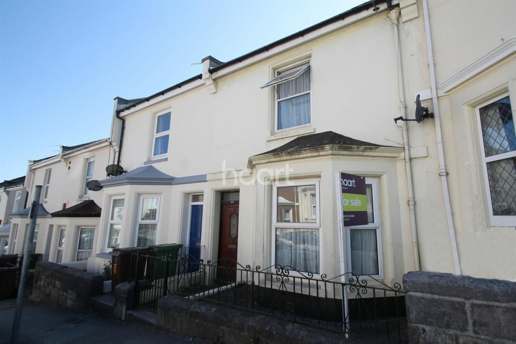 4 Bedrooms Terraced House for sale in Holdsworth Street, Mutley