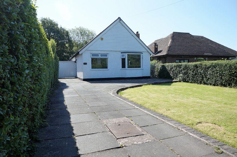 2 Bedrooms Detached Bungalow for sale in Walsall Road, Aldridge, Walsall.