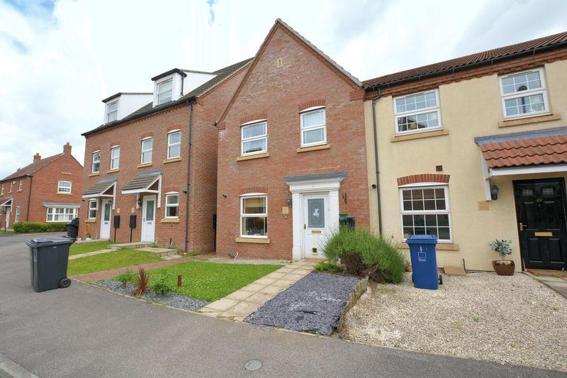 4 Bedrooms Terraced House for sale in Stocking Way, Carlton Boulevard, Lincoln