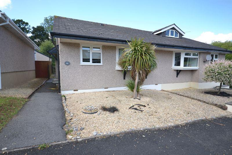 2 Bedrooms Semi Detached Bungalow for sale in Whiteley Avenue, Totnes