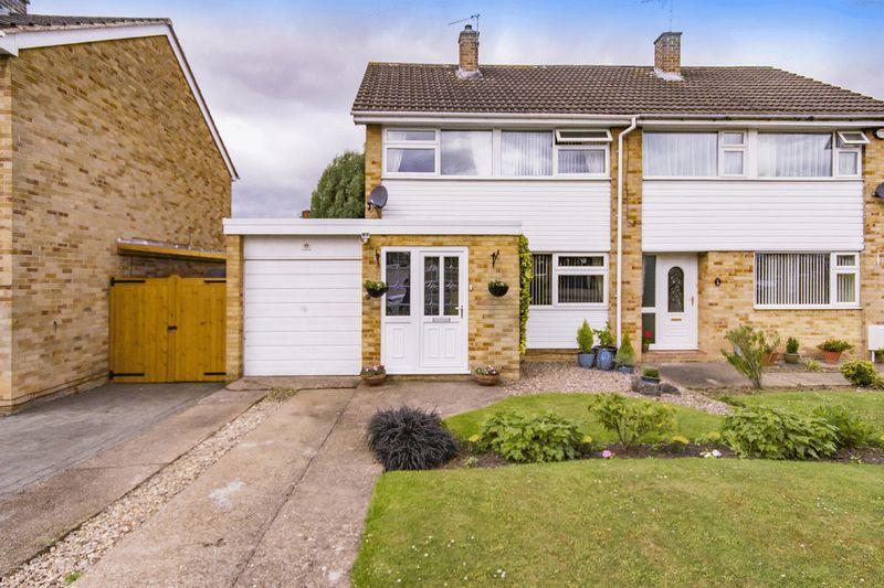 3 Bedrooms Semi Detached House for sale in AVONDALE ROAD, SPONDON