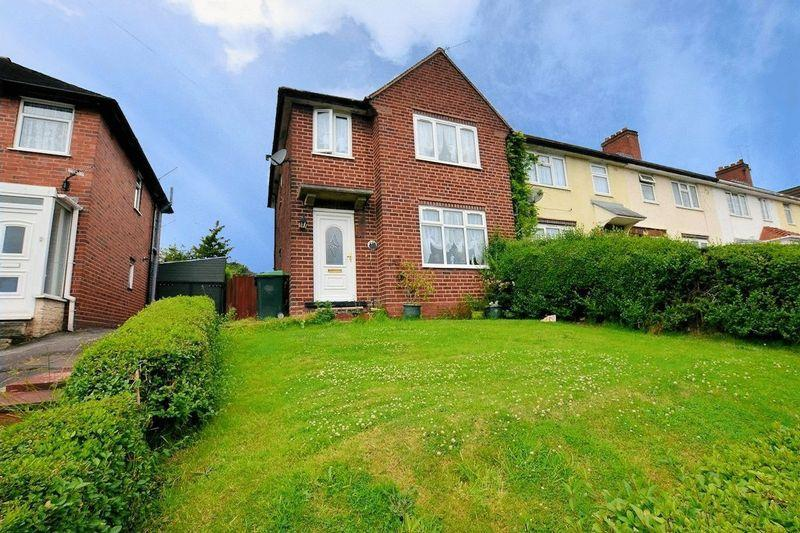 3 Bedrooms End Of Terrace House for sale in Princess Road, Oldbury