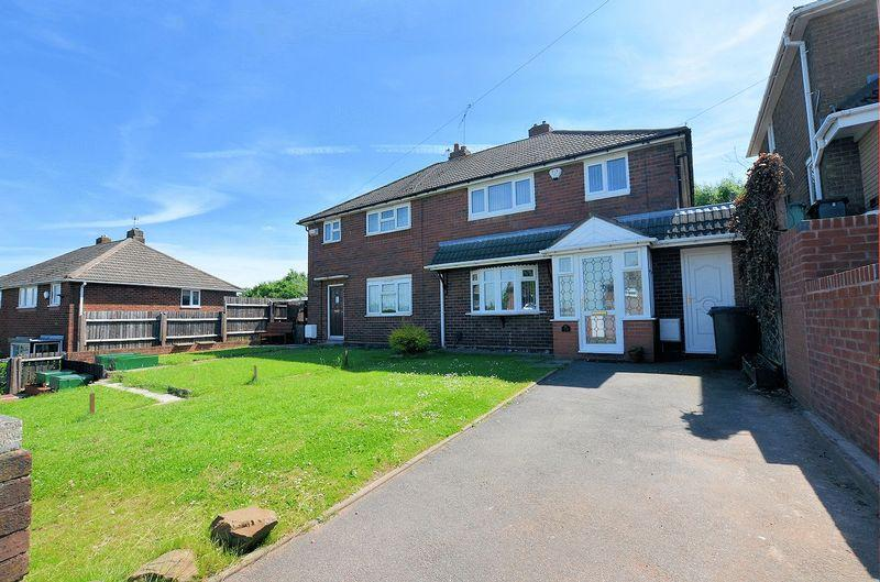 3 Bedrooms Semi Detached House for sale in California Road, Tividale, Oldbury