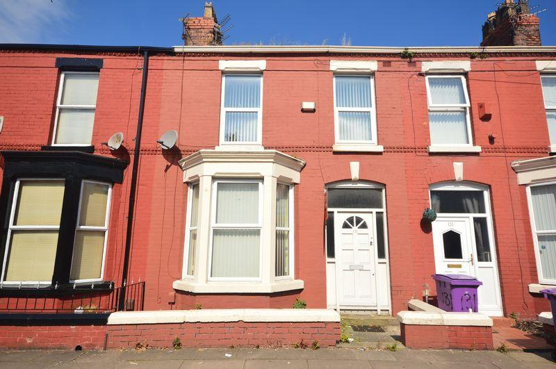 3 Bedrooms Terraced House for sale in Alderson Road, Wavertree