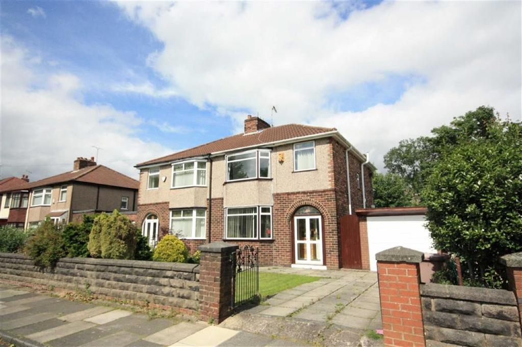 3 Bedrooms Semi Detached House for sale in Africander Road, Moss Bank, St Helens, WA11