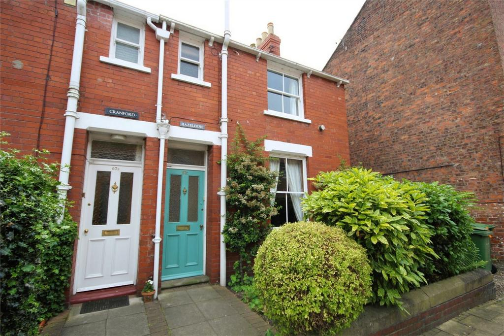 3 Bedrooms End Of Terrace House for sale in 67c Minster Moorgate, Beverley, East Riding of Yorkshire