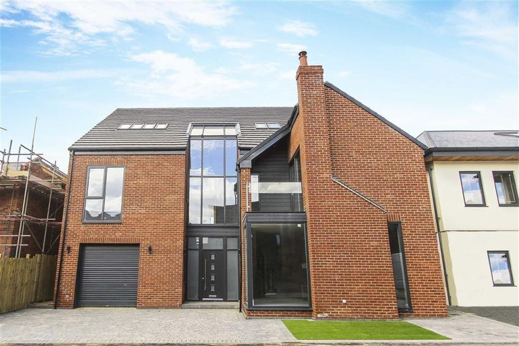 6 Bedrooms Detached House for sale in Hazelwood Road, Newcastle Upon Tyne