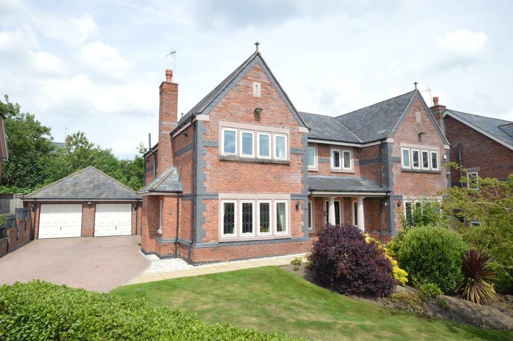 5 Bedrooms Detached House for sale in High Warren Close, Appleton