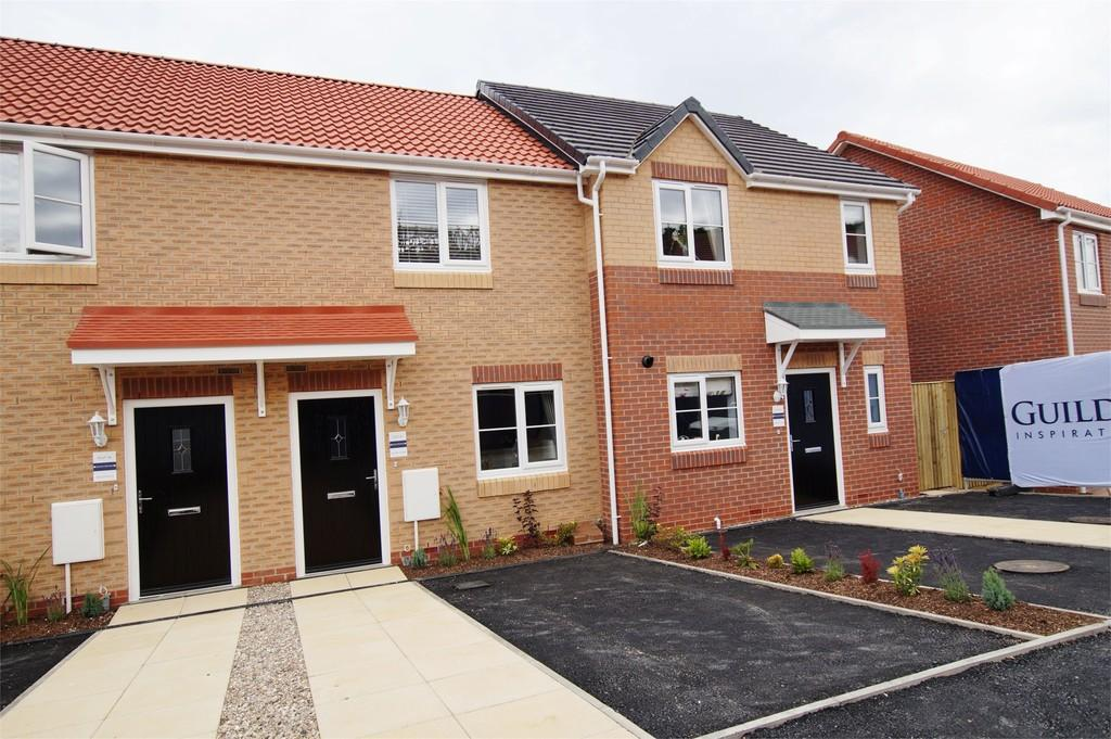 2 Bedrooms Terraced House for sale in Oliver's Heights Blueberry Way Scarborough