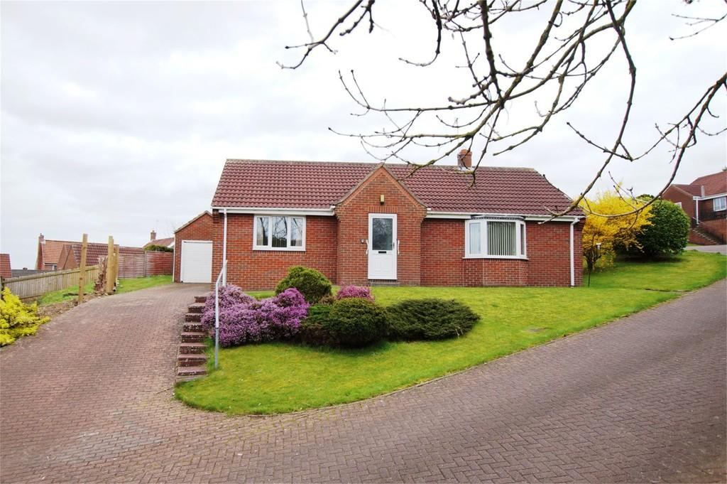 2 Bedrooms Detached Bungalow for sale in Coverdale Drive Scarborough