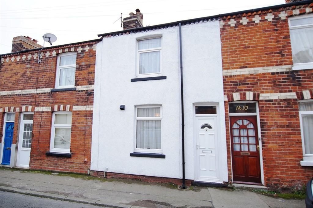 2 Bedrooms Terraced House for sale in Ewart Street Scarborough