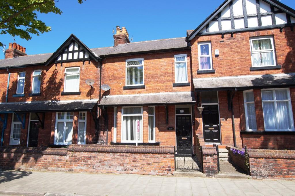 4 Bedrooms Terraced House for sale in Prospect Road Scarborough