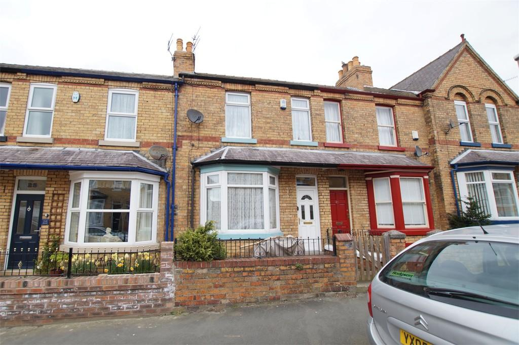 4 Bedrooms Terraced House for sale in Ramsey Street Scarborough