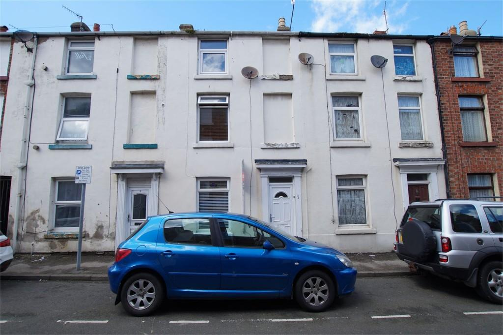 3 Bedrooms Terraced House for sale in Durham Street Scarborough