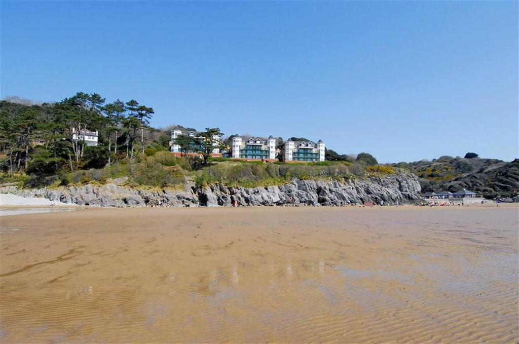 2 Bedrooms Apartment Flat for sale in Caswell Bay Court, Caswell, Swansea