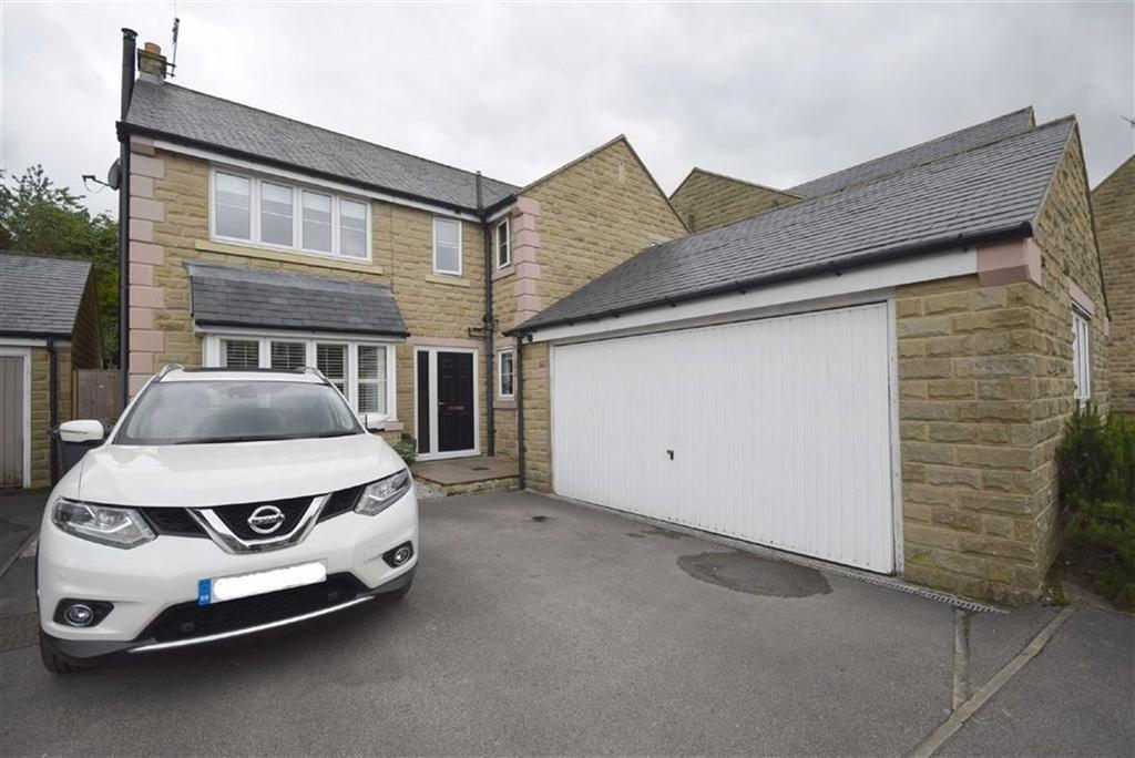 4 Bedrooms Detached House for sale in Weavers Court, Trawden, Lancashire