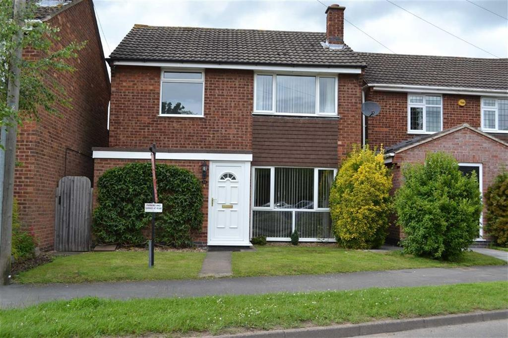3 Bedrooms Detached House for sale in Sheepy Magna