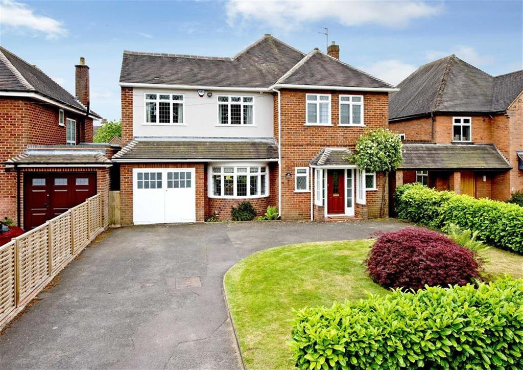 5 Bedrooms Detached House for sale in Amberley, 39, Wrottesley Road, Tettenhall, Wolverhampton, West Midlands, WV6