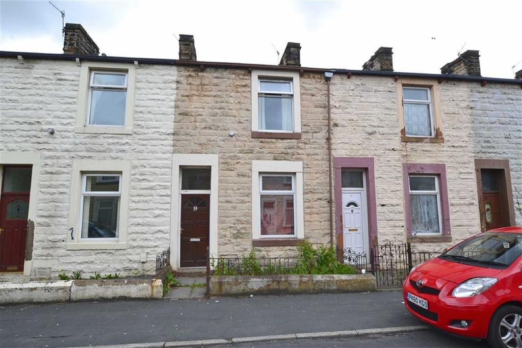 2 Bedrooms Terraced House for sale in Stafford Street, Burnley, Lancashire