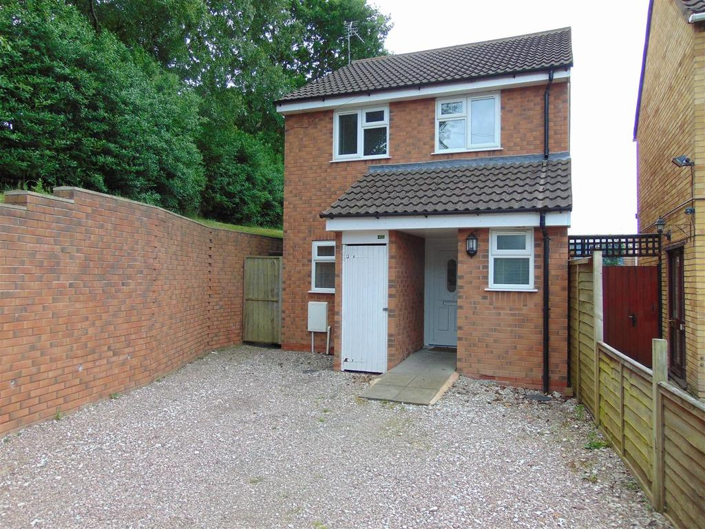 3 Bedrooms Detached House for sale in St Michaels Drive, Rugeley