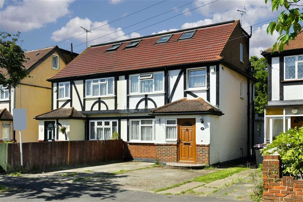4 Bedrooms Semi Detached House for sale in Pams Way, Epsom, Surrey