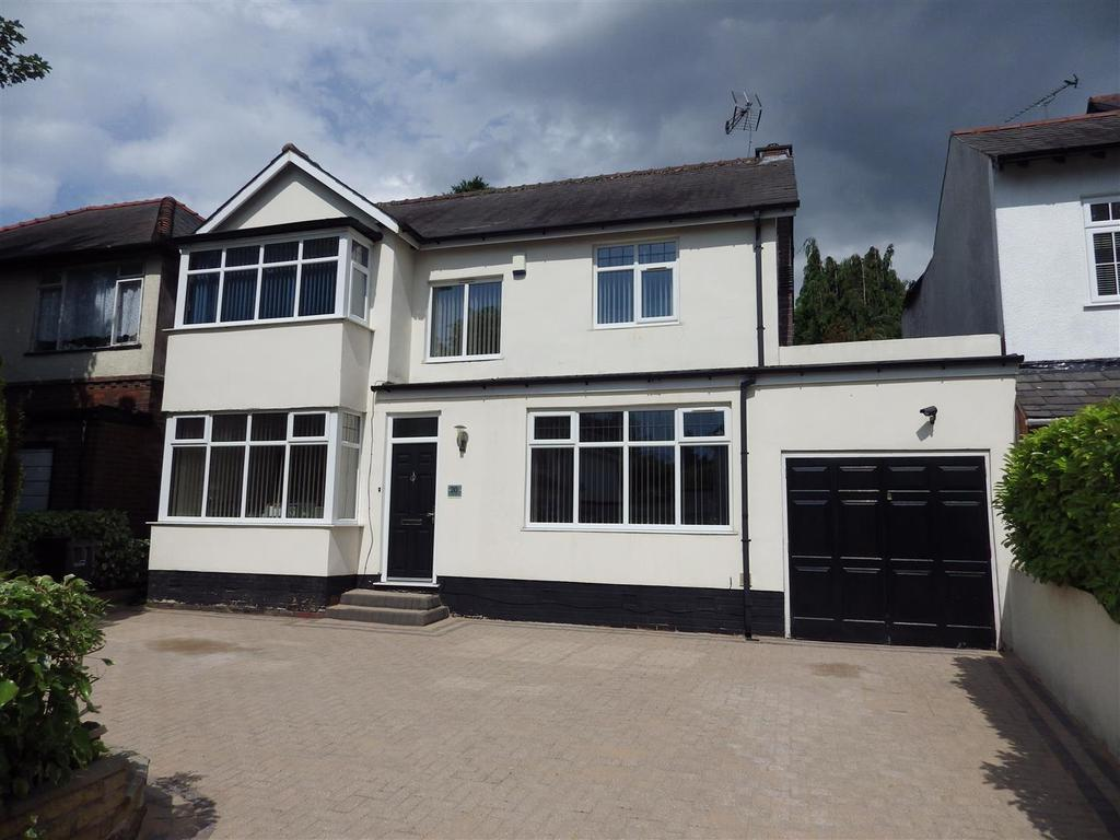 3 Bedrooms Detached House for sale in Victoria Avenue, Halesowen