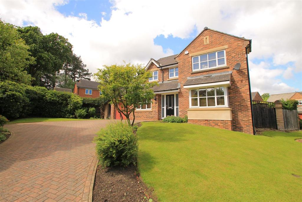 4 Bedrooms Detached House for sale in The Copse, Burley In Wharfedale, Ilkley