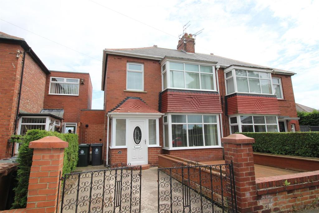 3 Bedrooms House for sale in Hollywell Road, North Shields