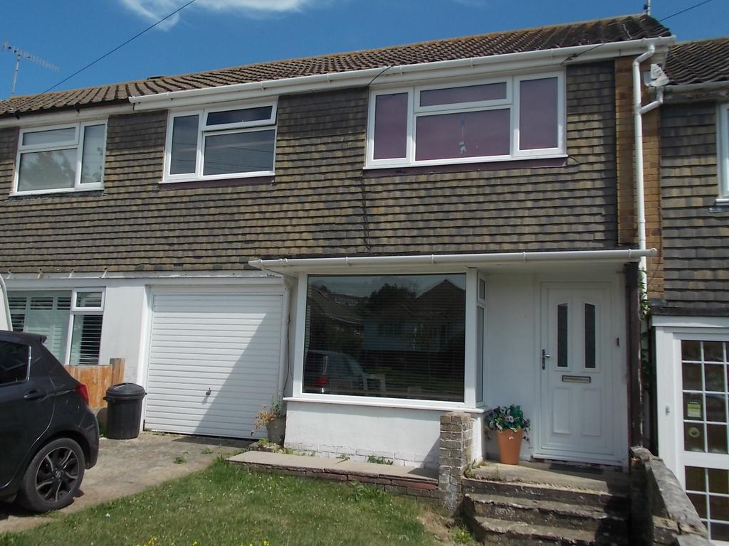 3 Bedrooms Terraced House for sale in Saltdean